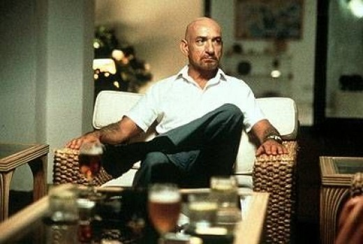 Sir Ben Kingsley's knighthood crowns a remarkable year which saw him return to the limelight in 2001 gangster film: Sexy Beast.