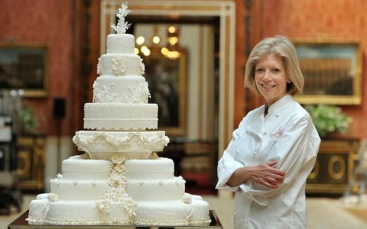 Professional Wedding Cake Designer