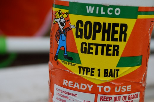Gopher Poison