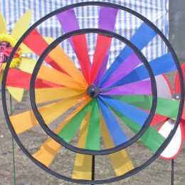 Spinning Lawn Ornaments
