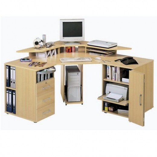 Building Home Office Furniture