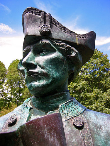 Statue of Captain James Cook