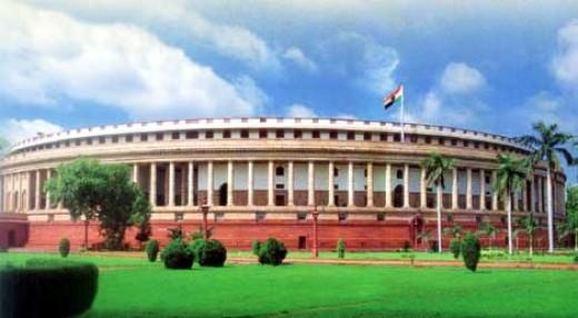Indian Parliament:Lok Sabha, Rajya Sabha