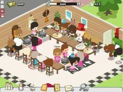 Restaurant City Facebook Game