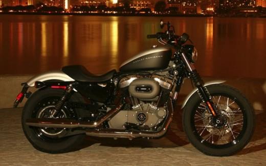 Harley Davidson Sportster History