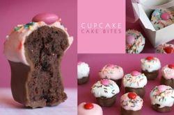 Cute Mini Cupcakes