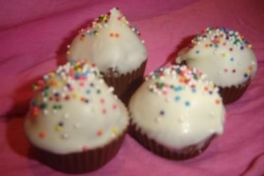 My Daughter's Mini Cupcakes Bites
