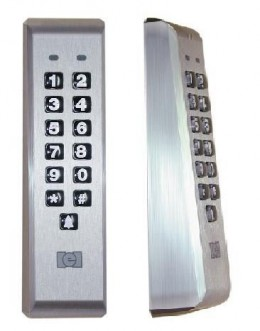product comparison stand alone keypad access control systems. Black Bedroom Furniture Sets. Home Design Ideas