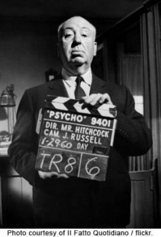 alfred-hitchcock-on-psycho-set