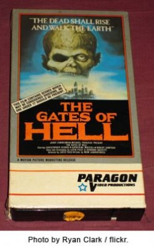the-gates-of-hell-vhs-tape
