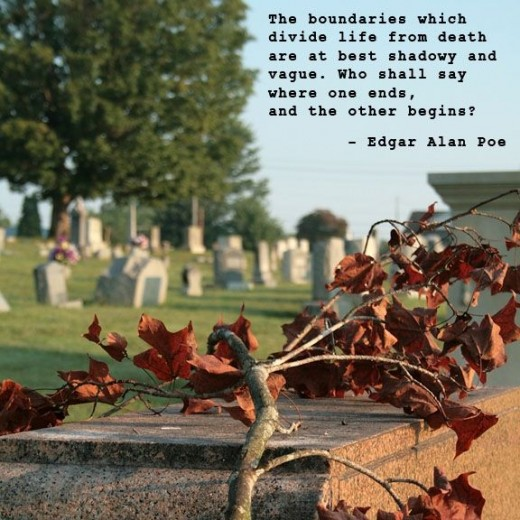 death-quotes-cemetery