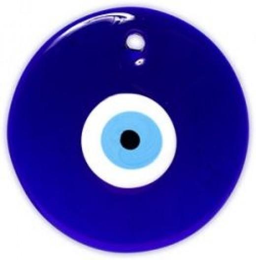 modern greek culture - evil eye superstition