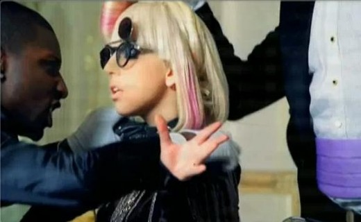 lady gaga glasses - lady gaga paparazzi