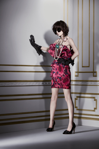 h and m lanvin collection dresses