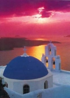 Santorini - magical, romantic, unique Greek island!