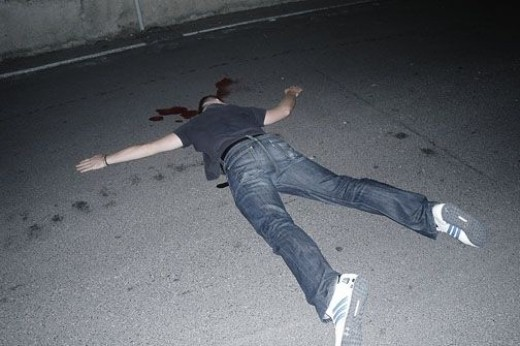 Pretending To Be Dead (Photo by Samuele D'Angelo / flickr.)