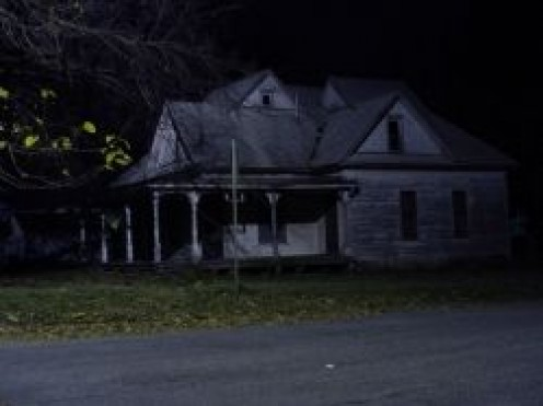 Believe it or not, there are haunted houses everywhere.