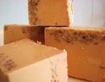 Orange Vanilla Handmade Soap by
