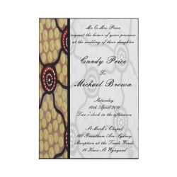 Eora Wedding Invitation