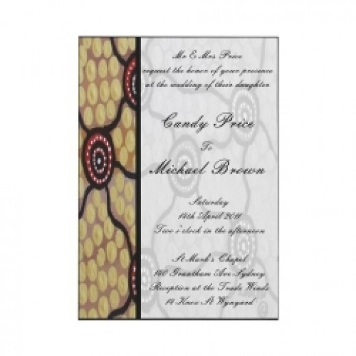 Eora Wedding Invitation