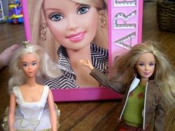 I love Barbie, you probably do too since, you are reading this. Living in a Barbie world is a girls dream come true.