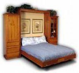 Modern Murphy bed