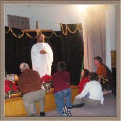 Church-Christmas-play
