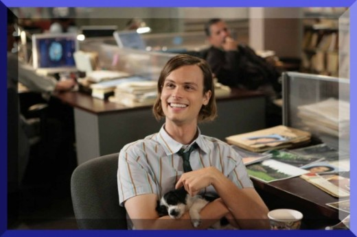 Spencer Reid - criminal minds tv show