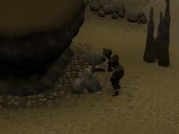Mining in Runescape