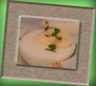 Egg deviled