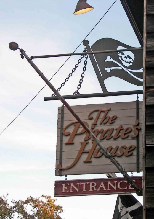 The Pirate's House