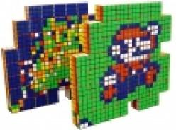 RubikCubism - Rubik's Cube Art