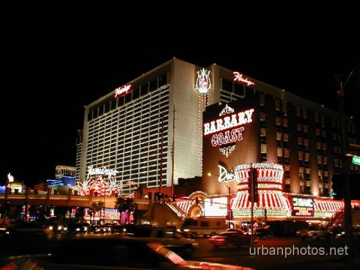 Flamingo Las Vegas & Barbary Coast (now Bill's Gamblin' Hall & Saloon)