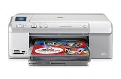 A standard photo printer