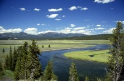 Yellowstone Caldera (Source: National Park Service)