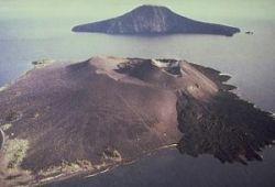 Krakatau (Fair Use Source: Smithsonian)