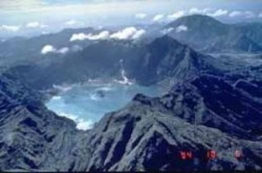 Mount Pinatuba (Fair Use Source: Smithsonian)
