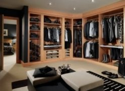 Turning a Spare Room into a Walk-in Closet or Dressing Room