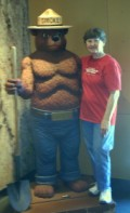Smokey and me