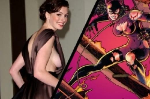 Dark knight cast revealed: Anne Hathaway