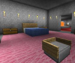 Minecraft Bedroom Furniture