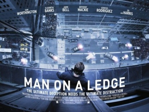 Man on the Ledge Movie Poster