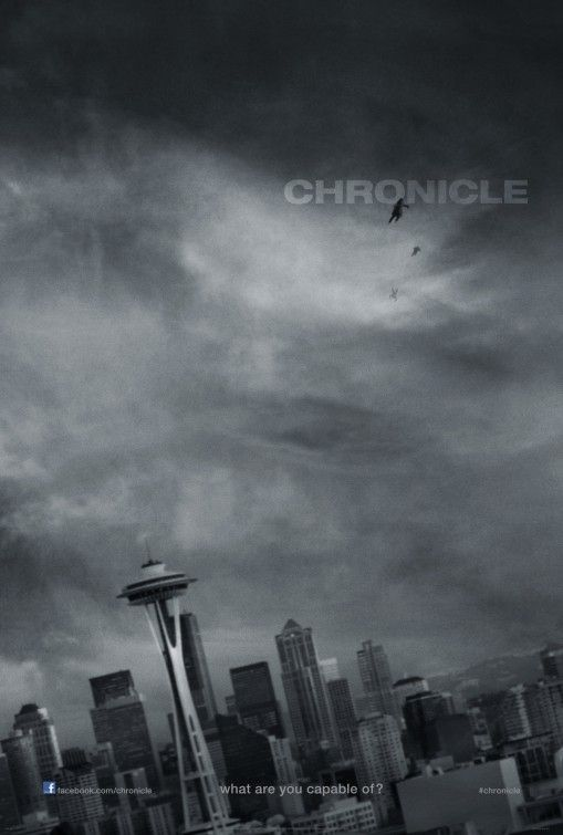 Chronicle Movie POster 2012