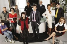 The Cast of Ugly Betty