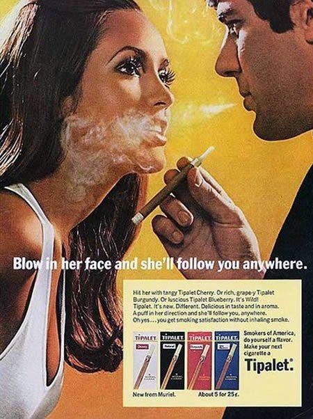degrading ads