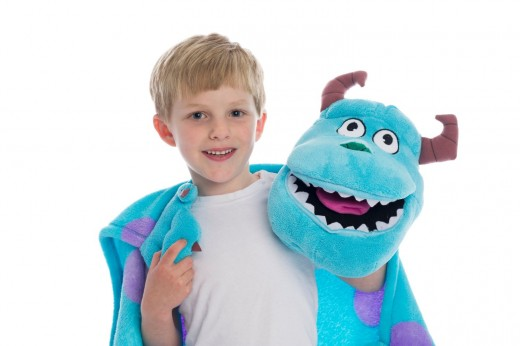 Cuddleuppets New Sully Monsters University
