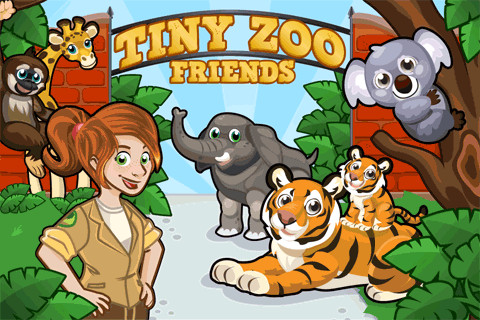 Tiny Zoo Friends similar to Dragonvale?