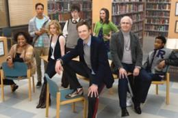 Cast of Community on NBC