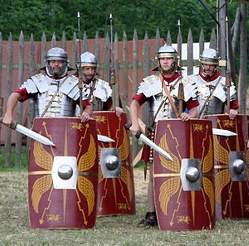 Roman Legionaire Armor