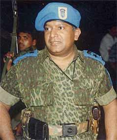 Prabhakaran in his youth